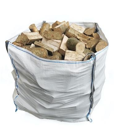 Bulk Bag of Logs for sale Dublin