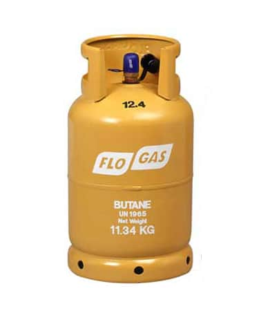 FloGas Gas Dublin - Butane Cylinder 11.34kg