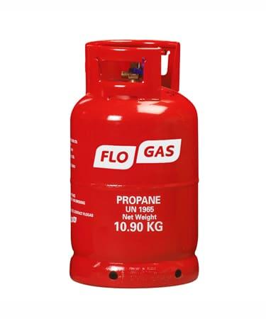Flogas Gas Dublin Propane Cylinder 10.9kg
