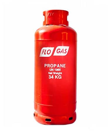 Propane Gas Cylinder 34kg