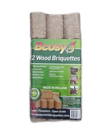 Bcosy Wood Briquettes