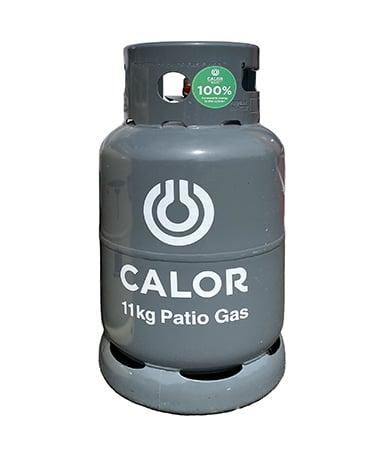 Patio Bottled Gas Calor 11kg