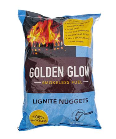 Golden Glow Coal for Sale Dublin