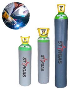 Stargas - MIG standard welding gas for sale in Finglas Fuels. Offical Stargas merchant in Dublin