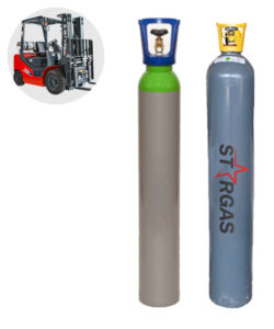 Stargas - Forklift bottled gas available for sale in Finglas Fuels. Offical Stargas merchant in Dublin