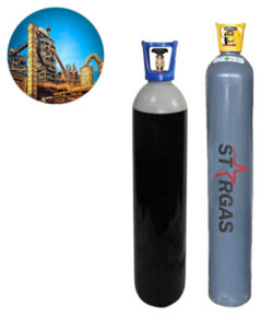 Stargas - Industrial gas cylinders available for sale in Finglas Fuels. Offical Stargas merchant in Dublin