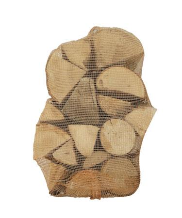 High Quality kiln dried logs in net